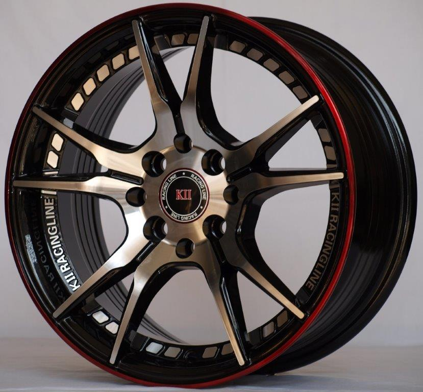 ALLOY WHEELS K-II E138