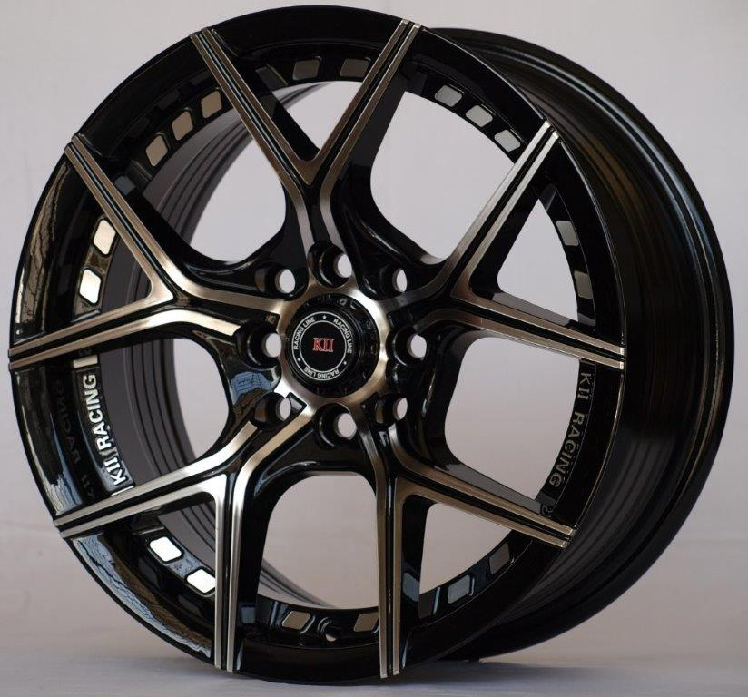 ALLOY WHEELS K-II E167