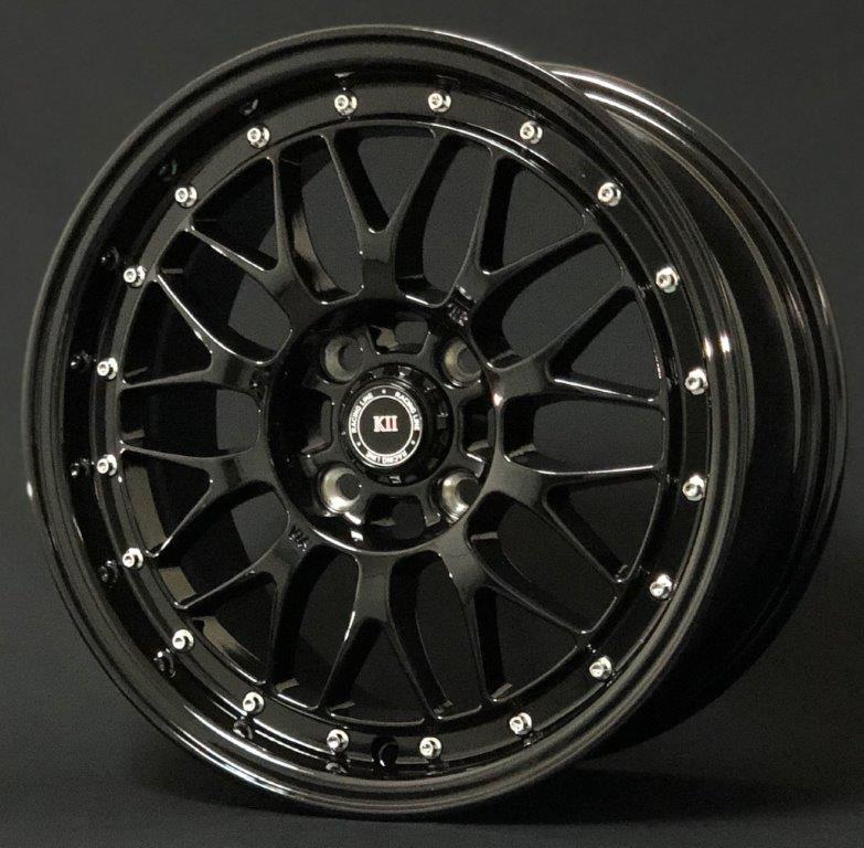 ALLOY WHEELS K-II E332