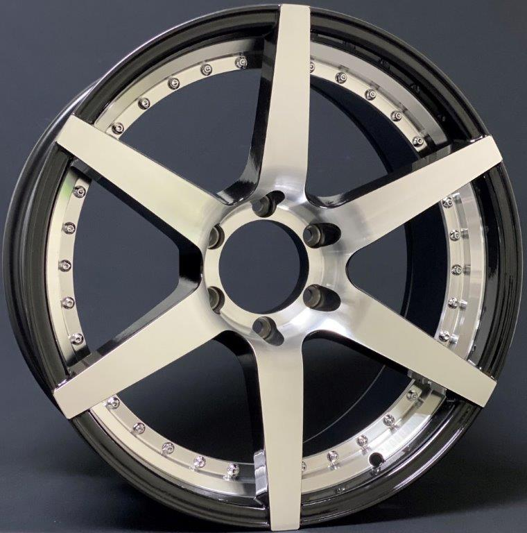 ALLOY WHEELS K-II HT13
