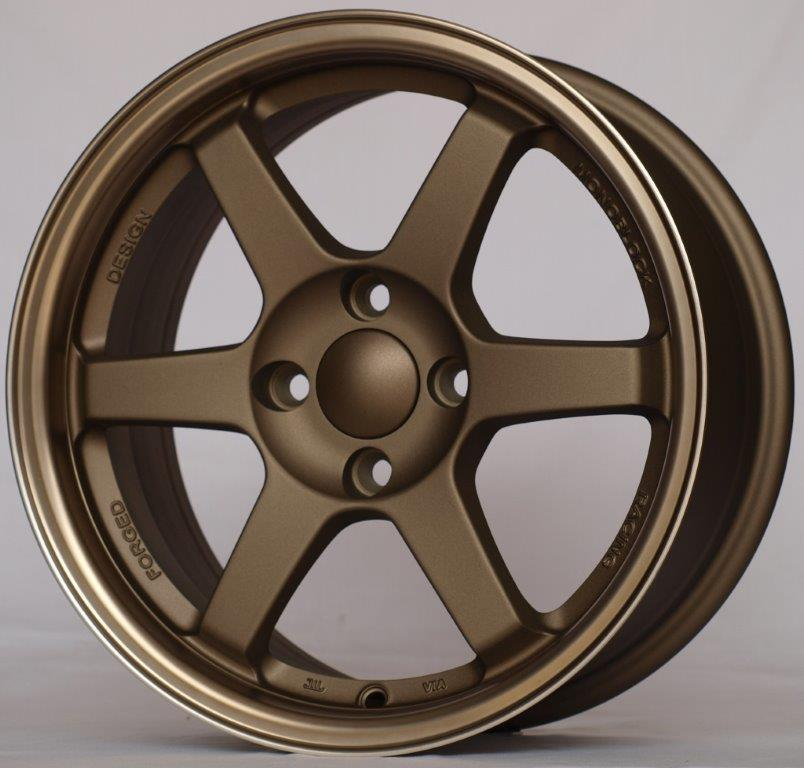 ALLOY WHEELS K-II TE37
